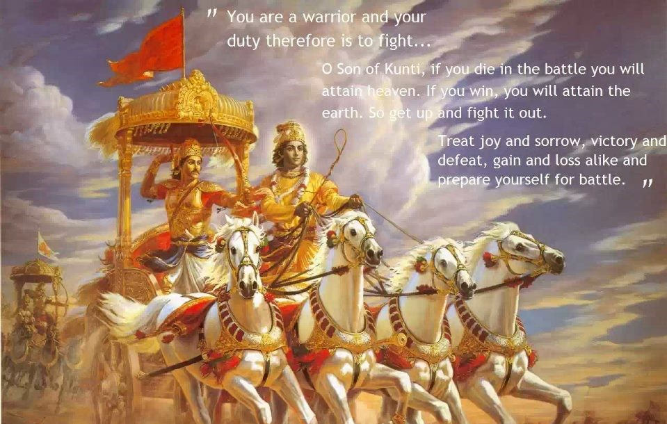 Can Krishna be blamed for Mahabharata war?